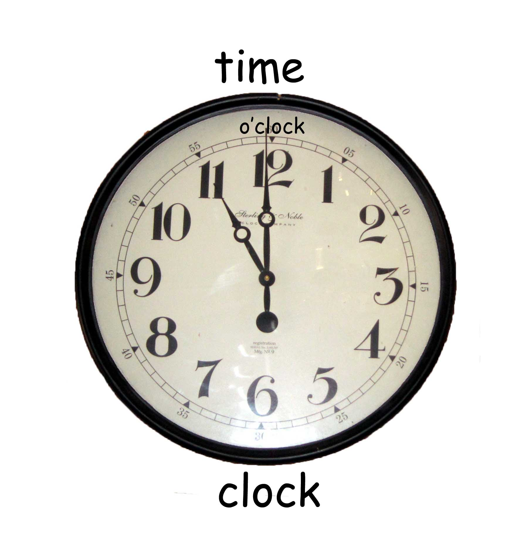 Teaching Time Clocks Teaching Time – Clocks And O'